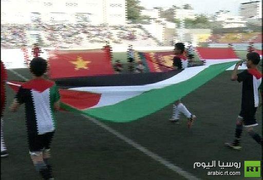 الفيفا قلق على اللاعبين الفلسطينيين المحتجزين في إسرائيل