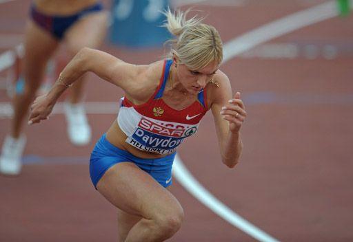 الروسية دافيدوفا تتوج بذهبية أوروبا لسباق 400 متر