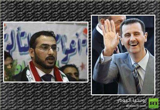 انتشار فيديو لمنتظر الزيدي يؤكد فيه تأييده للأسد