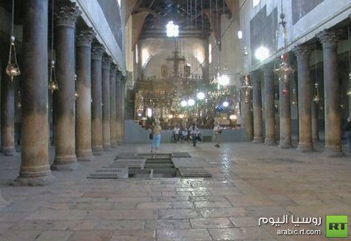 اليونسكو.. إدراج كنيسة المهد في بيت لحم على لائحة التراث العالمي