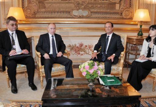 مساعد الرئيس الروسي: موقف باريس من الأزمة السورية يبدو أكثر اتزانا