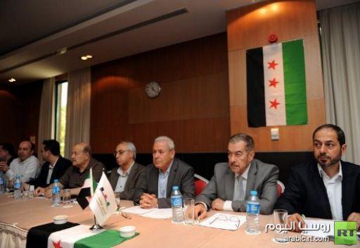 اسطنبول تستضيف مؤتمرا للمعارضة السورية
