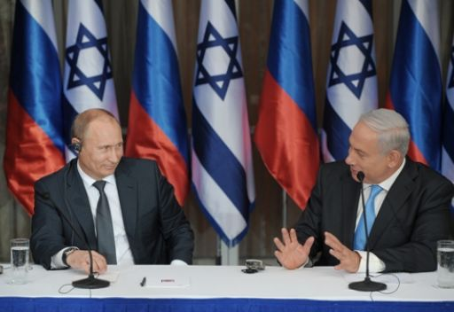 بوتين: روسيا وإسرائيل تهتمان بتطوير التعاون الاقتصادي لا سيما في مجال الطاقة