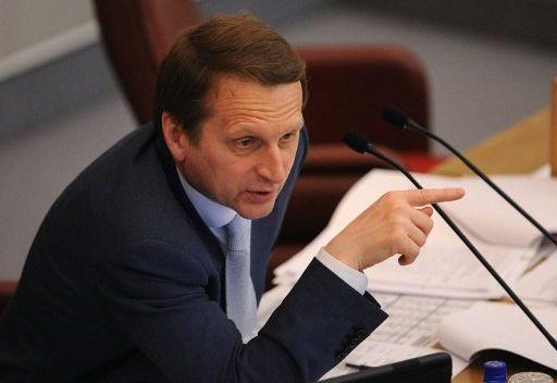 مجلس الدوما الروسي: لا يمكن حل المشكلة السورية إلا على أساس حوار داخلي