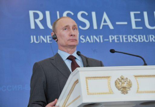 بوتين: روسيا قادرة على الرد السريع على أي تطور للأحداث في منطقة اليورو