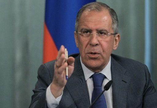 لافروف: لا بديل لخطة عنان لتسوية الأزمة السورية