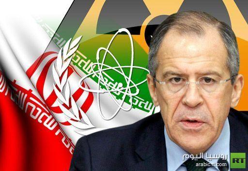 لافروف: إيران والسداسية ستبحثان في موسكو وثيقة العمل التي قدمت في ختام محادثات بغداد