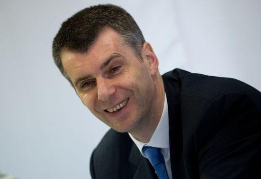 ملياردير روسي يعلن تأسيس حزب جديد