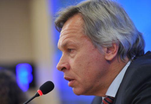 برلماني روسي: الموقف الغربي هو غطاء دبلوماسي لتصعيد التوتر في سورية