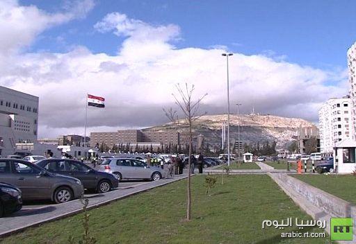 توقيع اتفاقيات بين إيران وسورية في مجال الطاقة والمياه