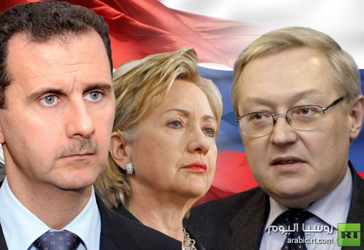 الخارجية الروسية: موسكو تفند قطعيا ما يشاع عن دعمها لنظام بشار الاسد