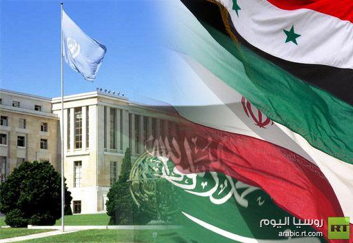 موسكو تؤكد على ضرورة مشاركة إيران والسعودية في الاجتماع القادم لمجموعة العمل حول سورية