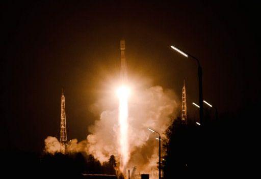 مصدر عسكري: صاروخ فضائي روسي يوصل 4 أقمار اصطناعية إلى المدار