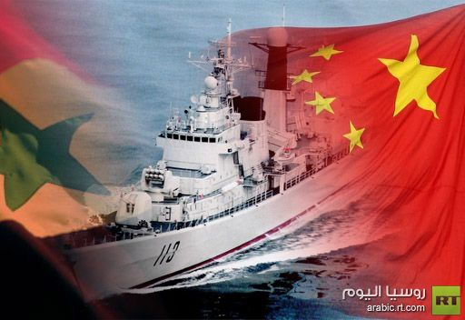 نظام الرصد الملاحي العالمي لم  يرصد  مشاركة سفن صينية في المناورات مع البحرية السورية