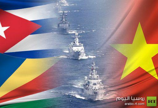 وزارة الدفاع الروسية تنفي نية موسكو فتح قواعد بحرية جديدة في الخارج