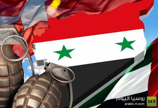 سويسرا تجمد صادرات الاسلحة الى الامارات خشية من وقوعها  في سورية