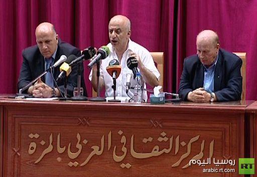 نائبان سوريان يلتقيان أهالي منطقة المزة بدمشق