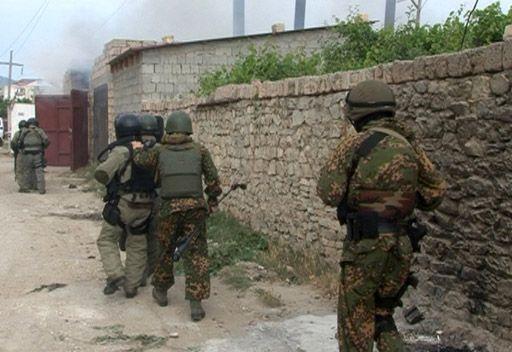 داغستان..تصفية متمرد وملاحقة آخر