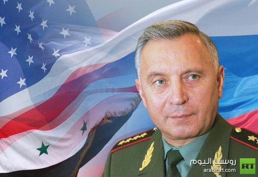 البنتاغون: نامل مناقشة الاوضاع السورية مع رئيس هيئة الاركان العامة الروسية