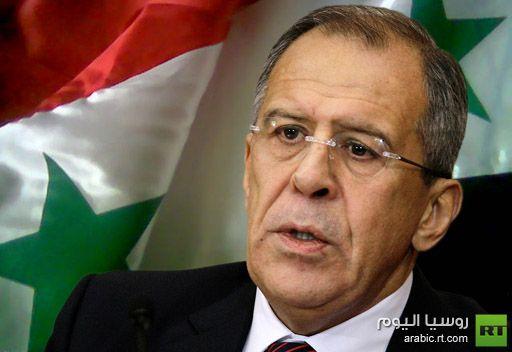 وزيرا خارجية روسيا وفرنسا يناقشان الوضع في سورية