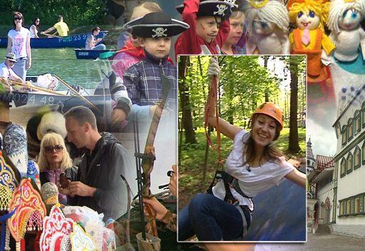 جولة في ربوع موسكو: متنزه غوركي للراحة والاستجمام