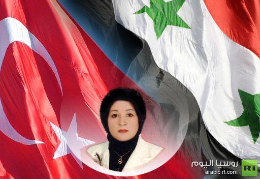 نائبة سورية عن حلب تعلن انشقاقها عن النظام