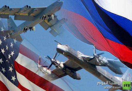 مصدر عسكري: قيادة قوات الطيران بعيد المدى تناقش مع الجانب الامريكي آفاق التعاون اللاحق