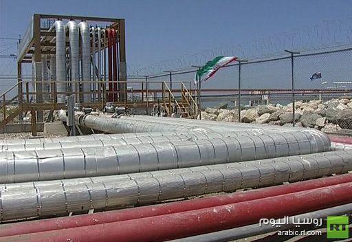 واردات كوريا من النفط الإيراني تهبط 24.4% في  شهر