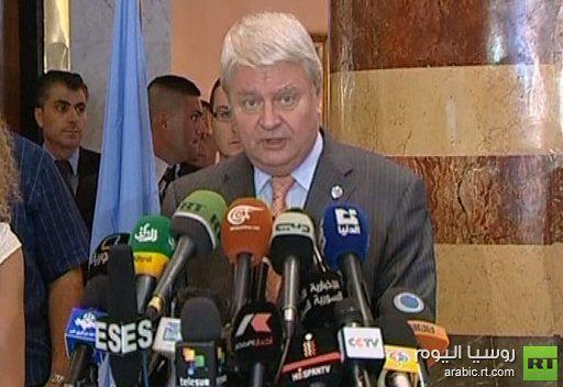 لادسوس يعرب عن قلقه من تزايد أعداد ضحايا الأزمة السورية