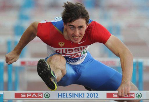 الروسي شوبينكوف يتوج بذهبية أوروبا لسباق 110 م حواجز