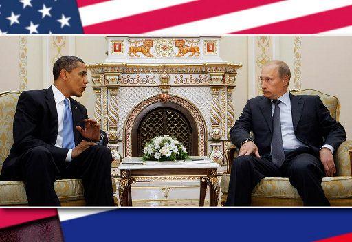 بوتين واوباما يؤكدان ان الامور في سورية تتجه نحو الاحتدام