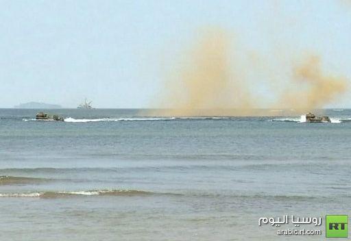 بيونغ يانغ تنشر 50 مروحية هجومية على حدودها مع الجنوب