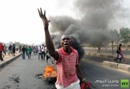 أكثر من 100 قتيل في أعمال عنف وسط نيجيريا