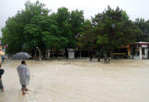 مصرع أكثر من مئة شخص في فيضان بجنوب روسيا.. وبوتين الى مكان الكارثة