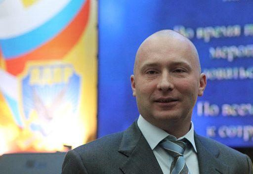 ايغور ليبيديف يترشح لرئاسة الاتحاد الروسي لكرة القدم