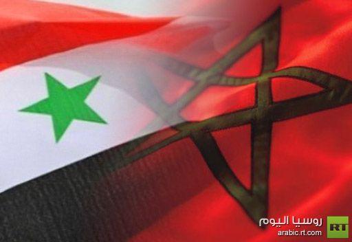 وزير الخارجية المغربي: السفير السوري لم ينشق بل طلب مهلة للمغادرة