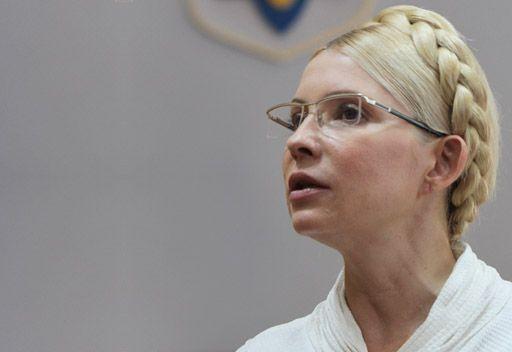 تيموشنكو: سأستخدم القوة الجسدية في حالة إرغامي على الحضور
