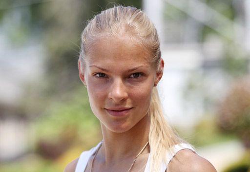 كليشينا بطلة لكأس روسيا في الوثب الطويل