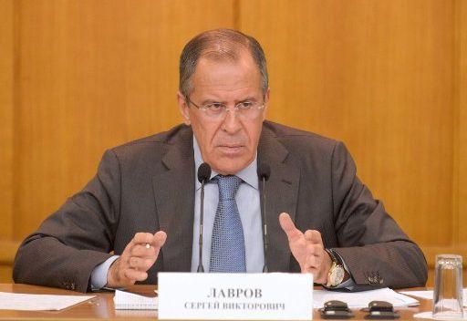 لافروف: شائعات كاذبة عن استعداد موسكو لإيواء الأسد القصد منها أهداف قذرة