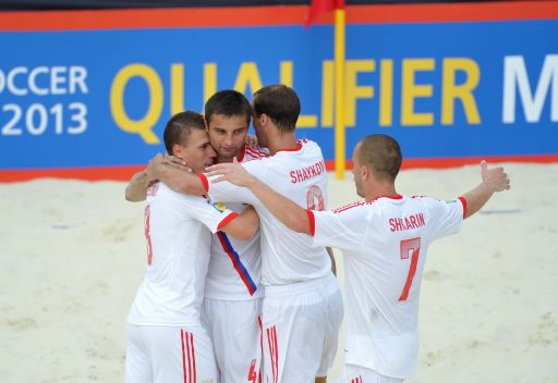 منتخب روسيا يفوز على بيلاروسيا في التصفيات الأوروبية المؤهلة لكأس العالم 2013