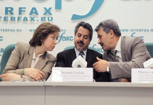 المجلس الوطني السوري يدعو موسكو إلى عدم تعطيل قرار أممي بمقتضى البند السابع