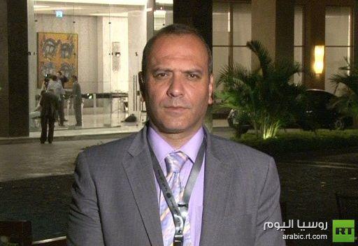 المعارض السوري عمار القربي
