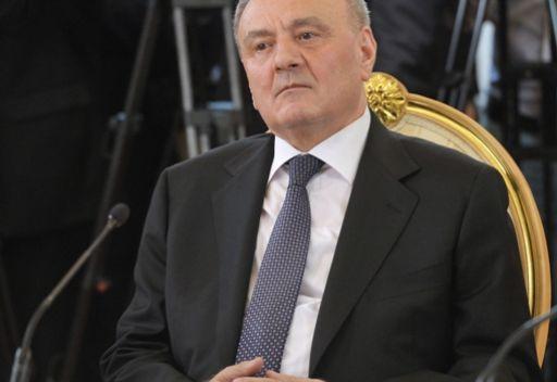 الرئيس المولدافي يدعو إلى  أنسحاب القوات الروسية من ترانسنيستريا