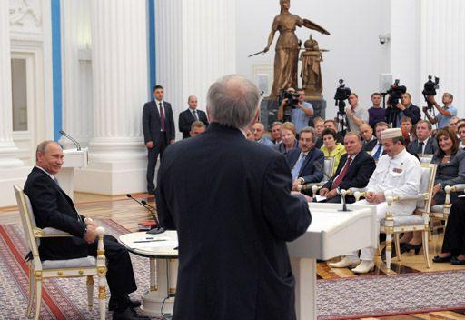 بوتين: الاقتصاد الروسي جاهز للأزمة