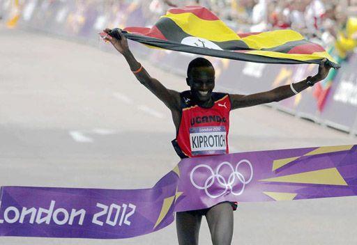 ذهبية الماراثون الى أوغندا