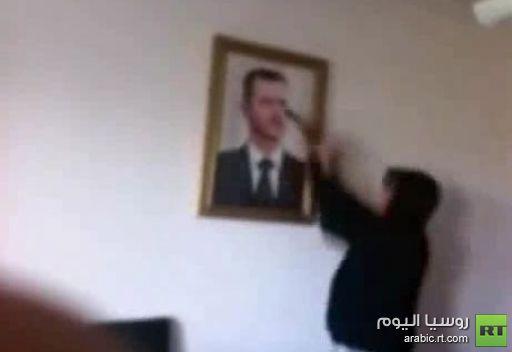 اقتحام السفارة السورية في العاصمة السويدية ستوكهولم