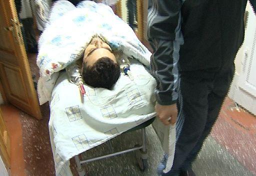 اصابة 8 اشخاص في اعتداء مسلح على مسجد بداغستان.. ودوي انفجار عقب الاعتداء