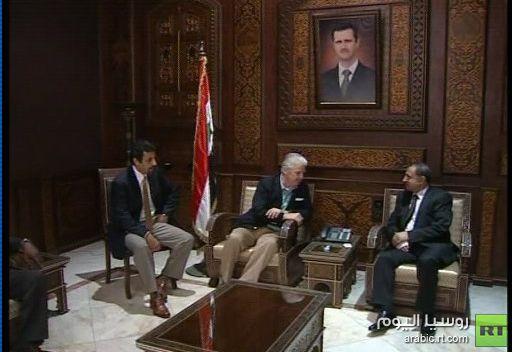 وزير الداخلية السوري: سورية تواصل مكافحة الإرهاب
