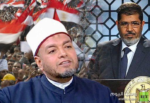 في مصر.. غضب من فتوى الشيخ هاشم اسلام باهدار دم معارضي الرئيس مرسي