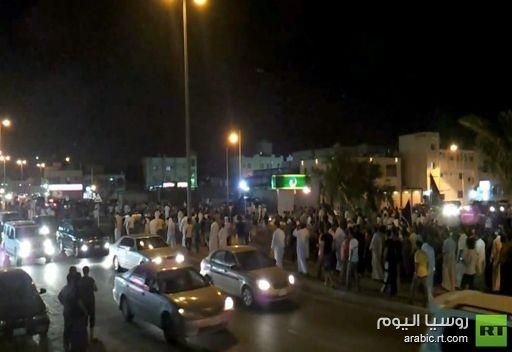 فيديو: استمرار المسيرات السلمية في السعودية